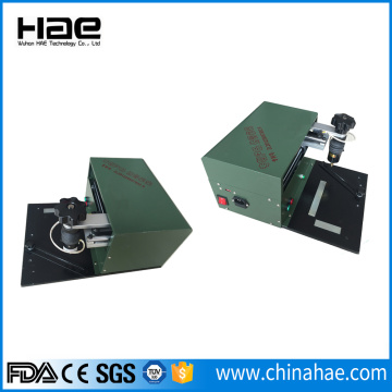 Desktop electrical dot peen marking machine