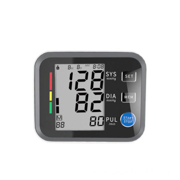 Electric Digital Arm Blood Pressure Monitor Sphygmomanometer