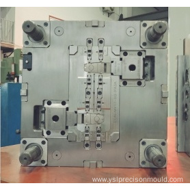 Plastic Injection Mold Assembly