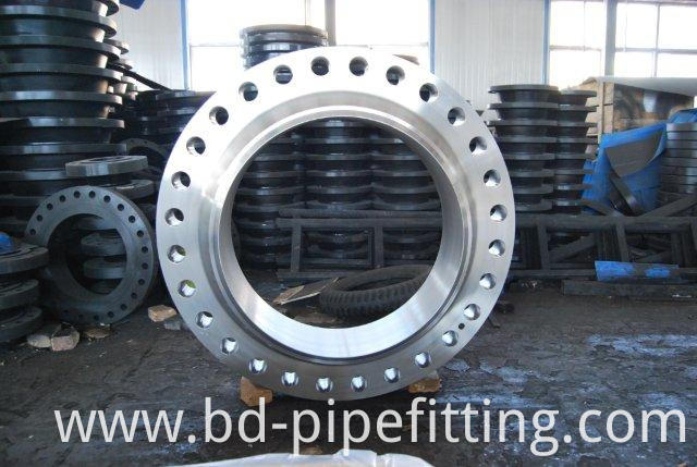 Wn Flange Larger Diameter