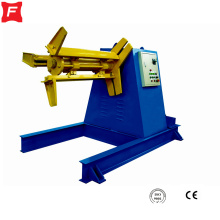 Color Steel Hydraulic Coil Machine