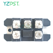 Three phase rectifier bridge power module