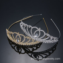 Rhinestone Silver/Gold Bride To Be Tiara