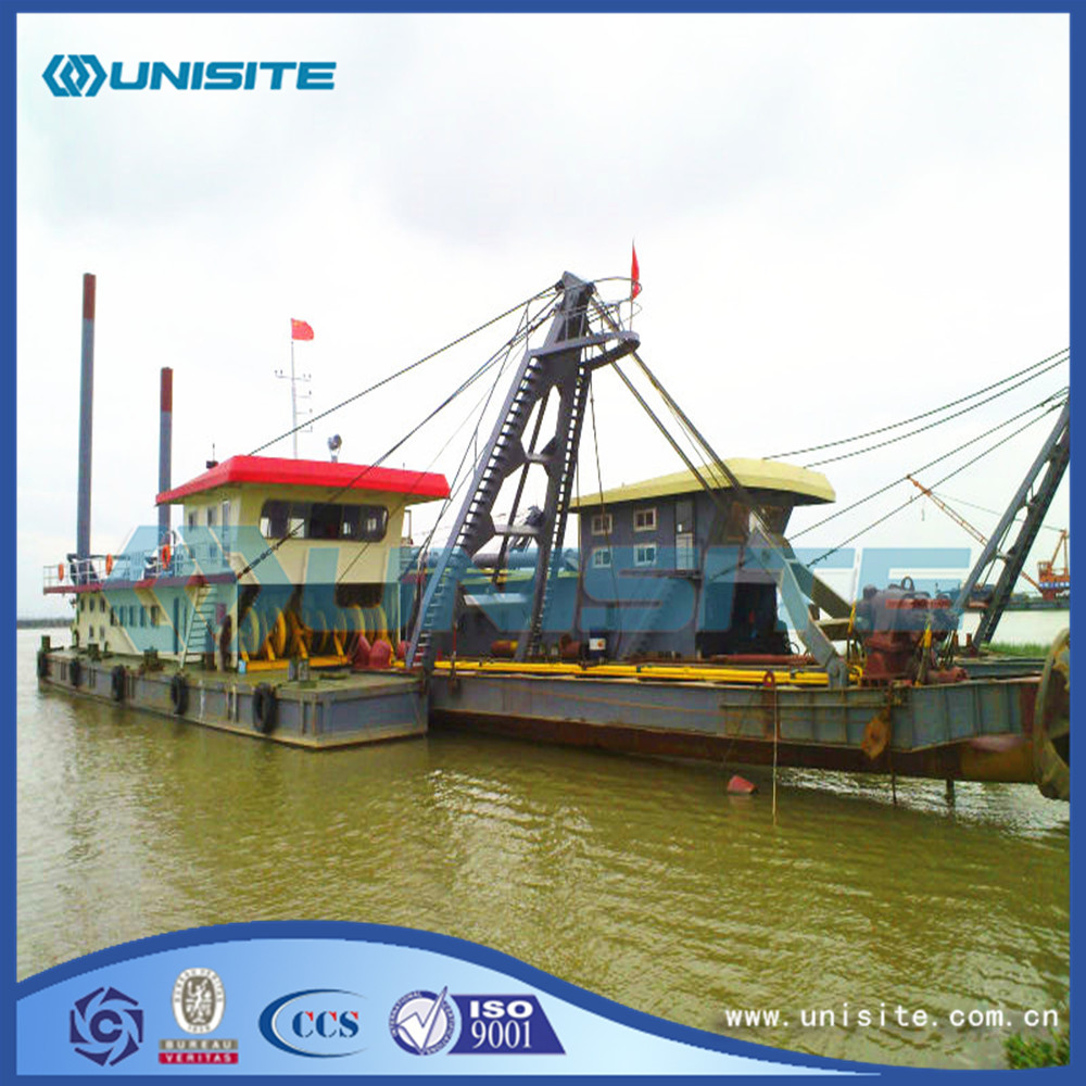 Marine Cutter Suction Dredgers