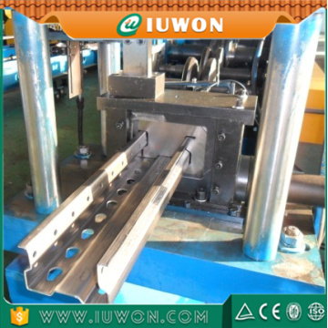 Storage Rack Roll Forming Making Machine