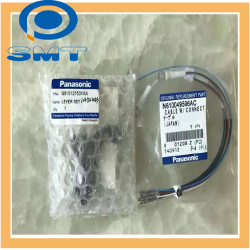 Factory directly provide for Panasonic Ai Parts N610121531AA LEVER SET FOR AI PANASONIC AV131 CABLE export to Italy Manufacturers