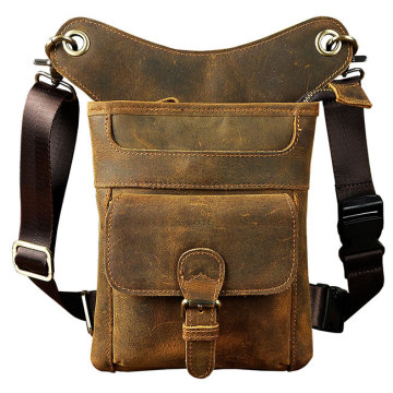 Tactical Cycle Men Belt Clip Drop Leg Pouch