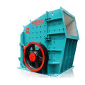 Copper iron manganese two stage ore impact crusher