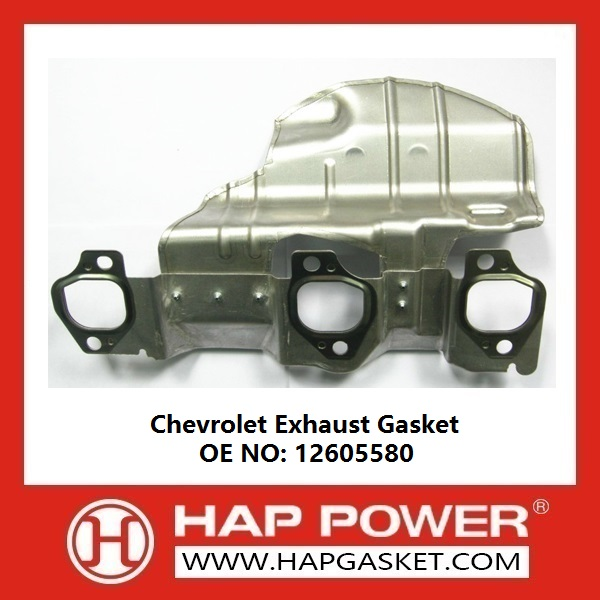 Chevrolet Exhaust Gasket 12605580