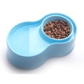 Anti-Ant Plastic Pet Bowl - Blue