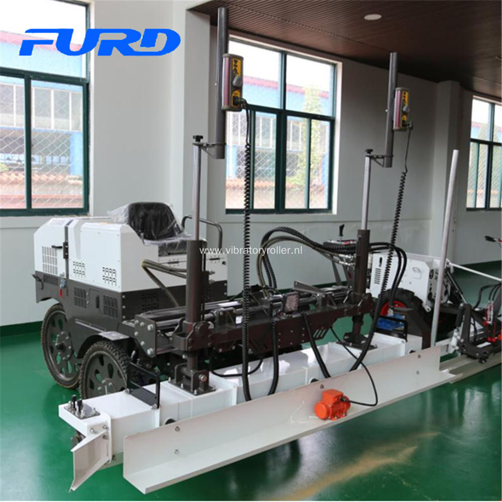 Ride On Full Hydraulic Concrete Laser Screed