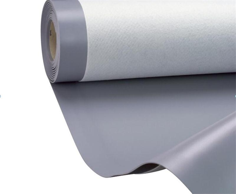 Offer Pvc Waterproofing Roll Material Flexible Pvc