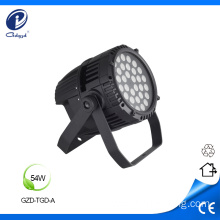 Factory direct 54W led projector lights for outdoor