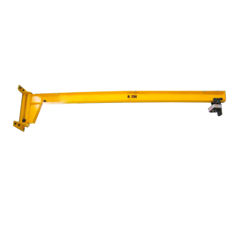 Light Weight 1Ton 2Ton Wall Bracket Jib Crane
