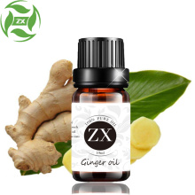 100% natural ginger oil body oil