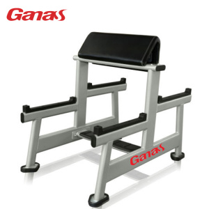 Commercial Gym Exercise Equipment Standing Arm Bench