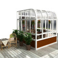 Prefab Pool Winter Garden Sunroom Roof Glass House