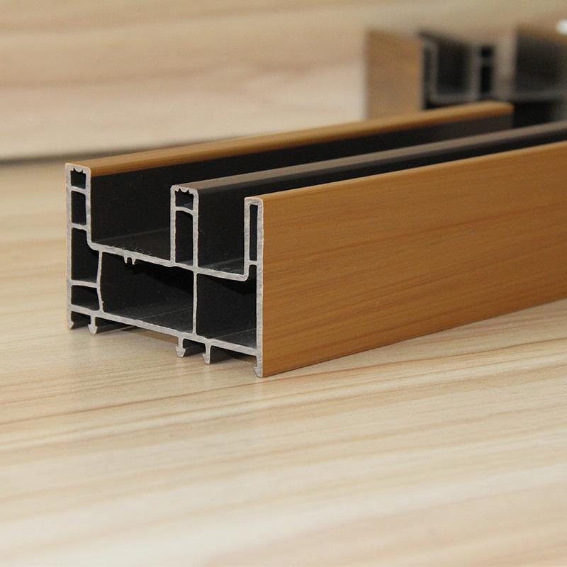 sliding upvc profiles doors with leadfree