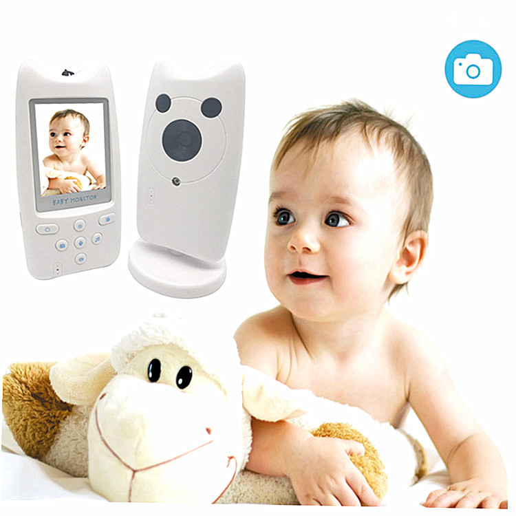 Video Audio Baby Monitor