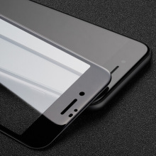 HD Black Tempered Glass for iPhone 8 Plus