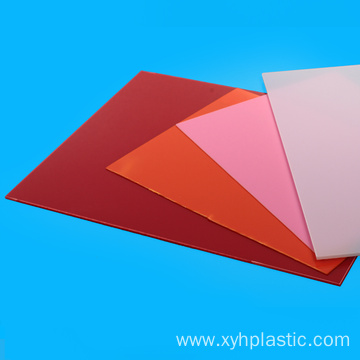 Hard Excellent Engineering ABS Plastic Plates