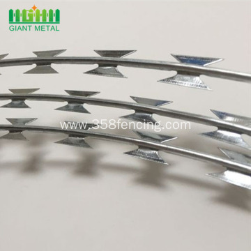 Low Price Razor Barbed Wire Concertina Wire