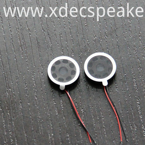 18MM SPEAKER for portable fingerprint