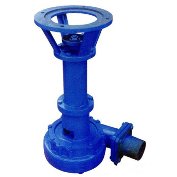 LWB type impurity sewage vortex pump