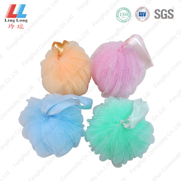 Lantern mesh soft bath ball