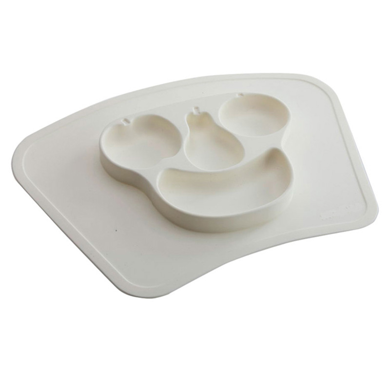 baby silicone placemat