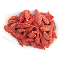 High Quality for Cooking Soup Goji Berry Low Pesticide Dried Goji Berry Larger and Juicier supply to Honduras Supplier