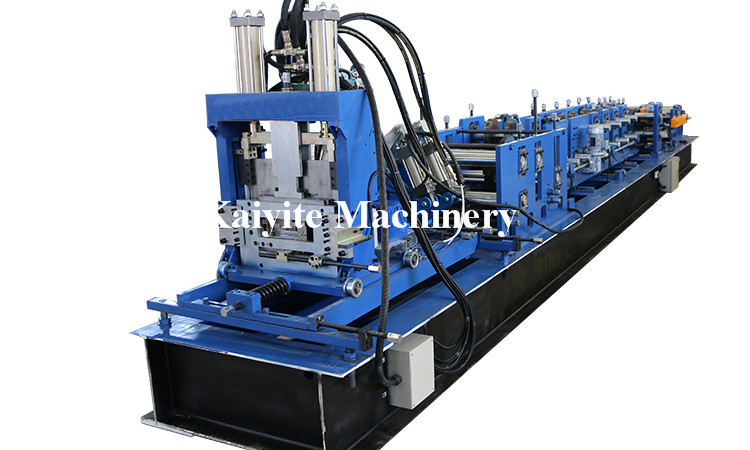 C Z Channel Roll Forming Machine