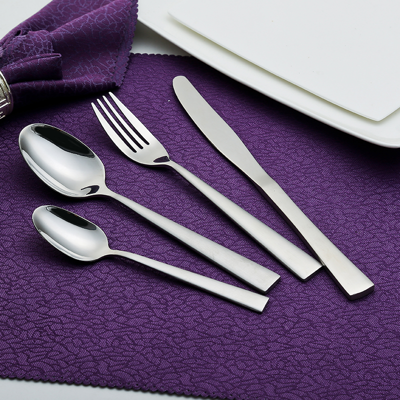 13-0 Contracted Stainless Steel Flatware