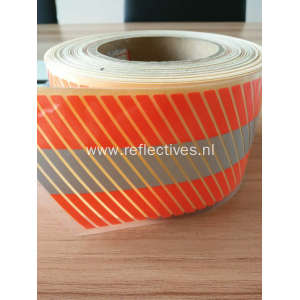 OEM Factory for  Orange Segmented Heat Transfer Reflective Film supply to Cyprus Suppliers