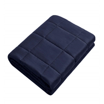 48 * 72 polegadas 15lbs weighted blanket 100% cotton