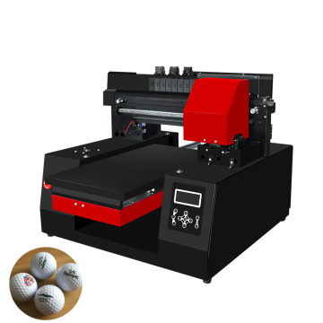 A3 flatbed uv golf mpira printer