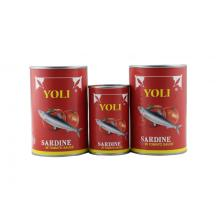 Best quality and factory for Canned Tuna Canned Sardines Brand with Good Quality export to Cyprus Importers