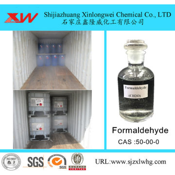 Industiral Formaldehyde Solution 37%