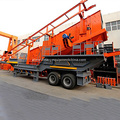 Crushing and Screening Plants Portable Concrete Crusher