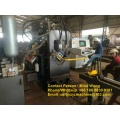 CNC Punching Marking Shearing Line for Angle