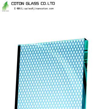 Silk Screen Glass Color