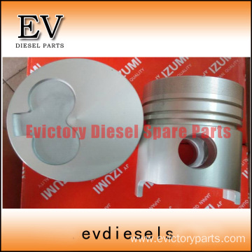 MAZDA engine parts piston T2500 XA piston ring