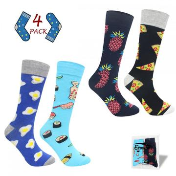 Goods high definition for Damen Stulpen Socken Herren Socken Bunt Herren Gemusterte Socken supply to Poland Supplier