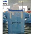 FIBC bulk bags of grain