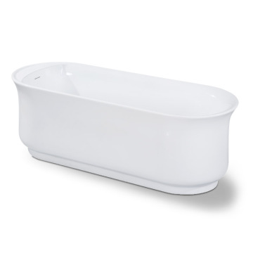 Best Acrlic 66 Freestanding Bathtub