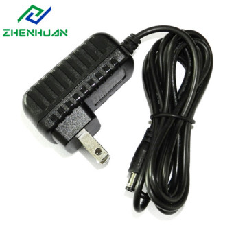100% Original for Ac Power Supply 12V 1A 12W American wall plug power supply supply to Micronesia Factories