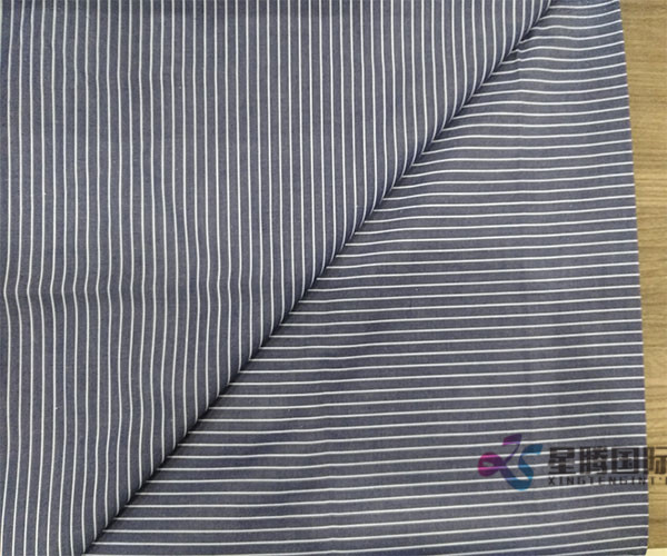 Stripe Cotton Material