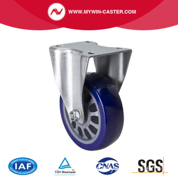 Medium 5 Inch 250Kg Rigid TPU Caster