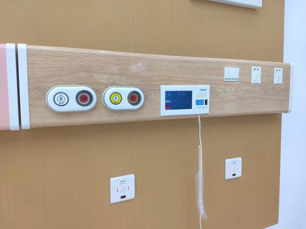 Good Quality Hospital Bed Head Unit Cost