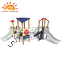 HPL Outdoor Playground Navy Structure